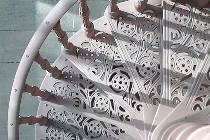 Albion spiral
