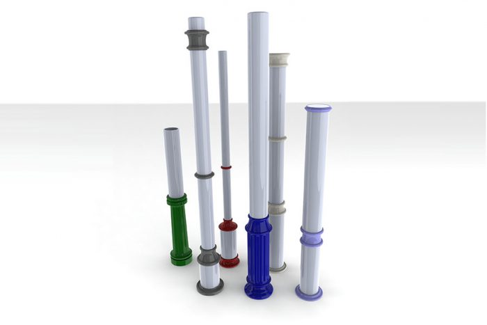 Column fittings